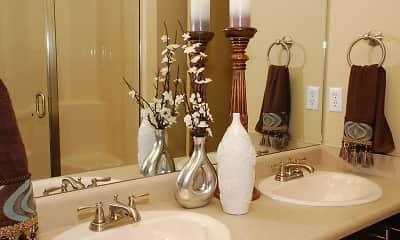 Bathroom, Yauger Park Villas, 2
