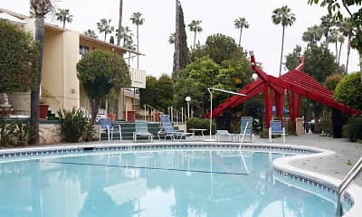Pool, Horace Heidt Estates, 0