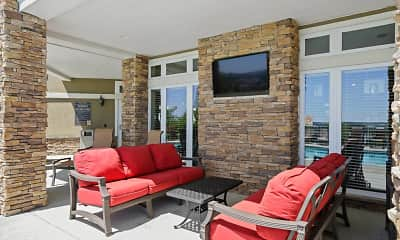 Patio / Deck, The Briarcliff City Apartments, 2