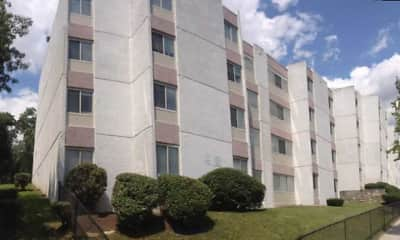 Building, Highland Terrace Apartments, 2