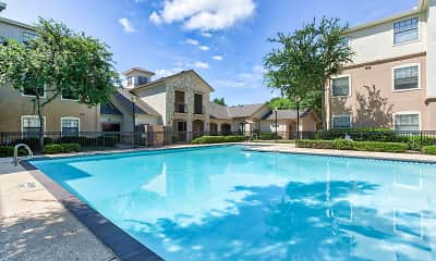 Pool, The Life at Stone Crest, 1