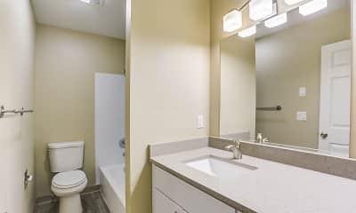 Bathroom, The 601, 2