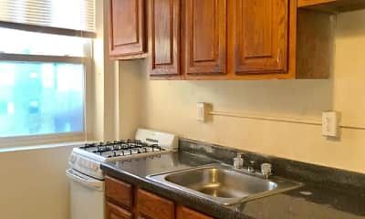 Kitchen, Regency Village, 1