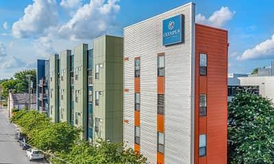 Building, Olympus Midtown, 0