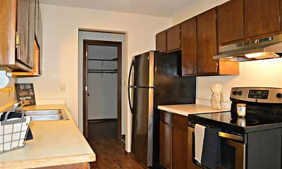 Kitchen, Woodland North, 0