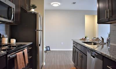 Kitchen, Copper Pointe, 0