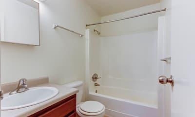 Bathroom, San Juan Del Centro, 2