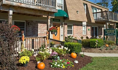 Landscaping, Country Manor Apartments, 1