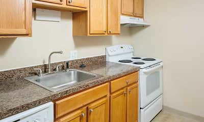 Kitchen, Yarmouth Pointe, 0