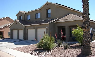 Building, Soaring Heights Communities At Davis Monthan, 0