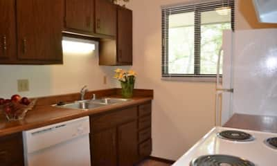 Kitchen, Tara Hill Apartment Homes, 2