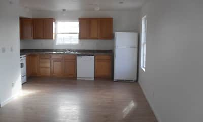 Kitchen, Blarney Stone Investments Apartments, 1