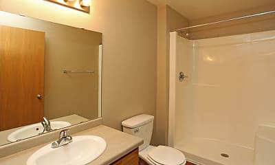 Bathroom, Davenport Street Estates, 2