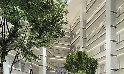 Building, The Millennia Apartment Building, 1