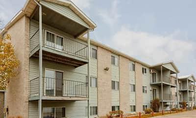 Building, Greystone Manor Apartments, 0