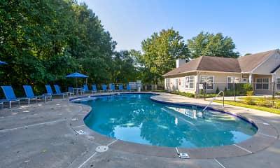 Pool, Bristol Creek Apartment Homes, 1