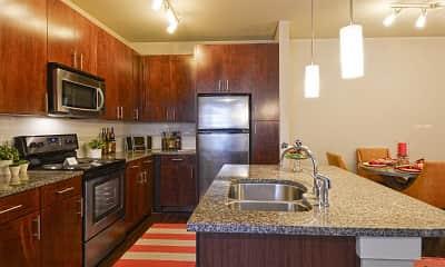 Kitchen, 1800 Broadway, 1