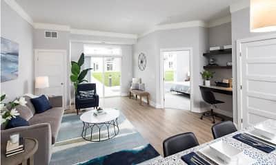 Living Room, Edison at Spirit, 0