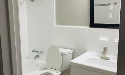 Bathroom, Villa Placitia, 1