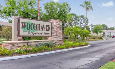 Community Signage, Woodhaven, 2
