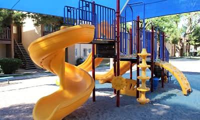 Playground, Solano Springs, 1