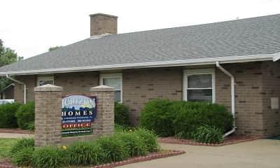 Building, Horizon Homes Retirement Community, 1