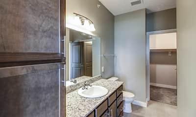 Bathroom, East Lake Flats, 2