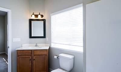 Bathroom, Highland Park, 2