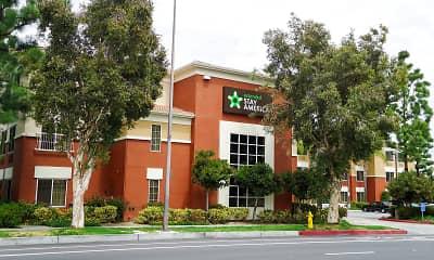 Building, Furnished Studio - Los Angeles - Glendale, 1