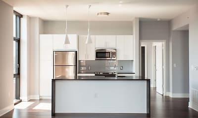 Kitchen, International Apartments, 0