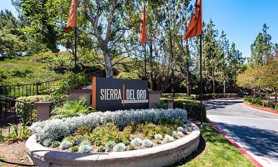 Community Signage, Sierra Del Oro, 2