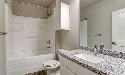 Bathroom, Arbor Trace, 2