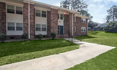 Building, Carolina Pines Apartment Homes, 1