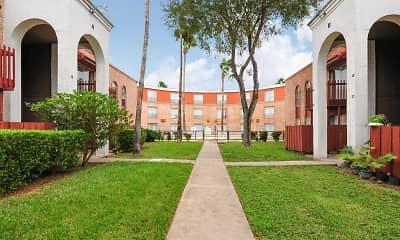 Building, Casa Grande Apartments, 1