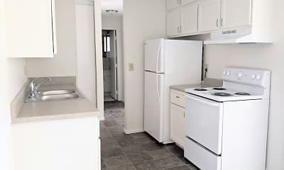 Kitchen, Seasons Park Apartments, 1