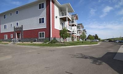 Building, BelCastle Apartments, 0