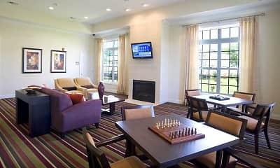 Living Room, Cedar Manor, 1