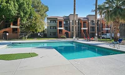 Pool, Tides at East Glendale, 0