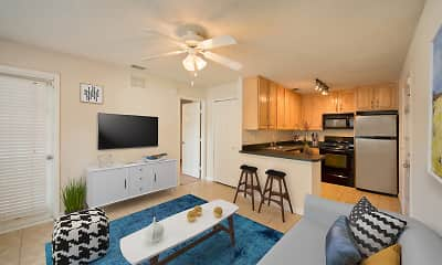 Living Room, Altamira Place Apartment Homes, 0