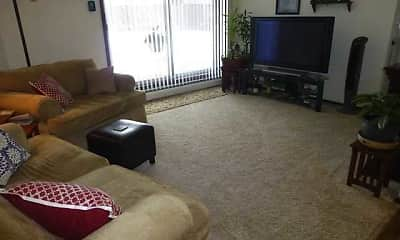 Living Room, Silver View Villa, 2