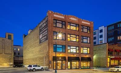 Building, Lofts on Roberts-Downtown Fargo, 2