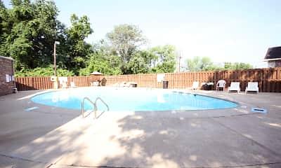 Pool, Wentworth Estates, 1