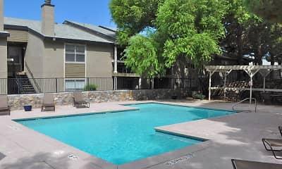 Pool, Double Tree, 1