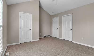 Bedroom, Maplebrooke Townhomes, 2