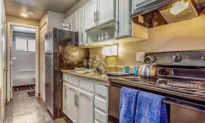 Kitchen, Bridge Square, 0