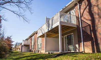 Building, Austin Park Verde, 1