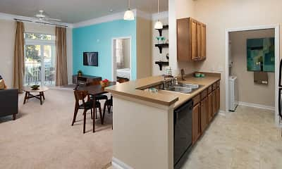 Kitchen, Abberly At West Ashley, 0
