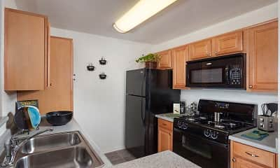 Kitchen, Antelope Ridge, 0