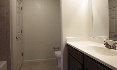 Bathroom, Pinnacle at Mariners Village, 2