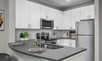 Kitchen, Camden Deerfield, 0
